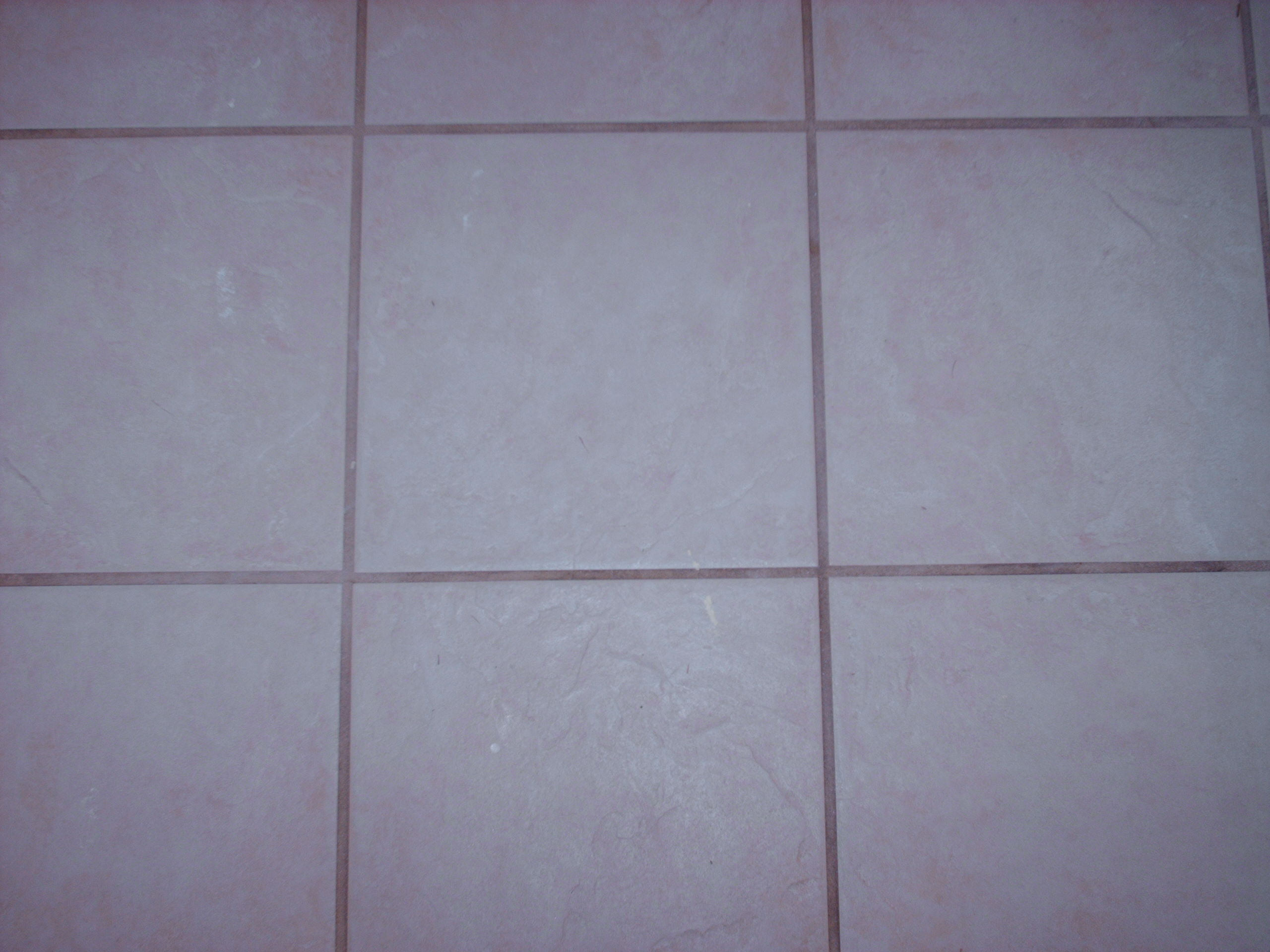 Grout Cleaning and Color Sealing
